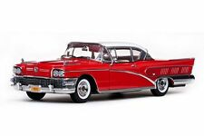 1958 Buick Riviera Limited RED Hardtop 1:18 SunStar 4803