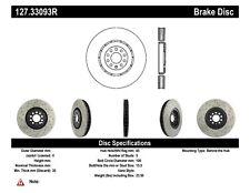 StopTech Front Right Disc Brake Rotor for 04-06 Audi TT Quattro /Volkswagen Golf
