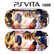 Vinyl Decal Skin Sticker for Sony PS Vita PSV 1000 Sonic The Hedgehog