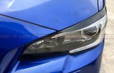 Subaru 14-18 WRX / STI / Sedan / Plastic Eyelids for VA WRX (ABS) Unpainted