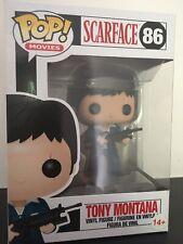 VAULTED Funko Pop Scarface Tony Montana 86
