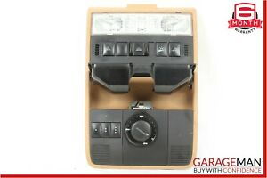 03-10 Porsche Cayenne 955 957 Overhead Dome Light Switch Sun Roof Homelink Beige