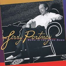 Portnoy, Jerry-Down In The Mood Room CD NEW