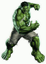 Hulk The Incredible Avenger Fathead Wall Stickers Decal Kids room decor
