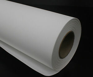 Inkjet Canvas Rolls, Matte Polyester Canvas Roll 280gsm, 30m all Sizes