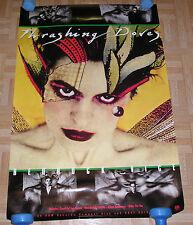 Thrashing Doves Bedrock Vice 1987 Promo Original Poster 24x36