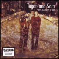 TEGAN & SARA - BUSINESS OF ART CD Indie FOLK ROCK *NEW*