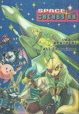 Super Smash Bros. Doujinshi '' SPEACE ORCHESTRA '' Zelda Falco Pikachu Mario