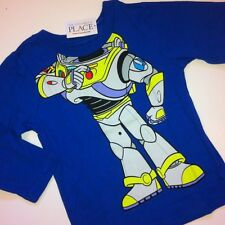 NEW! Disney Toy Story Buzz Lightyear Boys Shirt 6-9 Months Gift! Costume $12.95