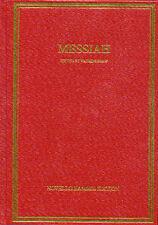 Handel Messiah Watkins Shaw Vocal Score Sing Choir Choral Voice Music Book