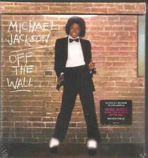 "MICHAEL JACKSON ""Off The Wall"" CD + DVD sealed"