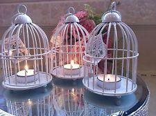 Tea Light Holder 3 Set Birdcage Candle Holder Lantern Hanging Bargain Weddings