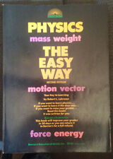 Physics mass weight The Easy Way Second Edition