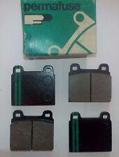 FERRARI DINO - 208 - 308 - MONDIAL/ PASTIGLIE FRENO ANTERIORI/ FRONT BRAKE PADS