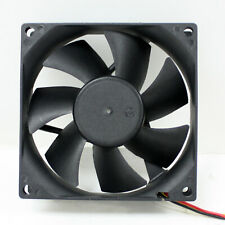 1 pc 80mm Cooling Fan Sleeve Bearing Computer Case 3 Pin