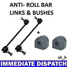 BMW 316 318 320 323 325 E46 Front Anti Roll Bar Sway bar 2 x Bushes & 2 x Links