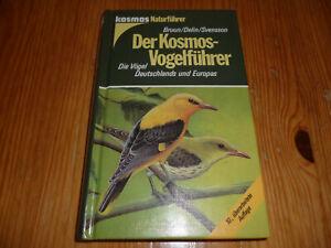 (2422)- Der Kosmos-Vogelführer - Die Vögel Deutschlands und Europa - Naturführer