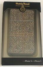 NEW GRIFFIN Harris Tweed  Wallet CASE iPhone 5 5S RE37631