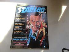 Starlog #4 Mar 1977 Space 1999 Million Dollar Man Kiss science fiction mag