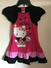 9fd1a61af Hello Kitty Girls Dress Short Girl party dresses Little girls party dress