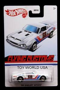 2021 Hot Wheels Flying Customs Target Exclusive '68 Shelby GT500
