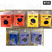 BTS BT21 Official Authentic Goods UNIVERSTAR BADGE Ver3 + Tracking Number