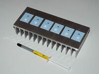 Large Heat Sink For Power TRANSISTOR/MOSFET/DIODE /IC TO-3/TO-126/TO-220/TO-247