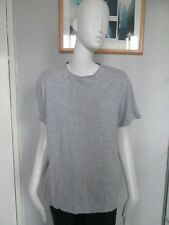 Primark - Grey, Plain, Short Sleeved  T-Shirt Size M - Reg Fit,
