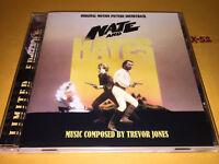 NATE AND HAYES soundtrack CD score TREVOR JONES tommy lee jones la-la land 3000