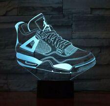 New Colorful USB Sneaker Shoes 3D Lamp night light  jordan
