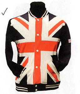 Union Jack versity Jacket Unisex
