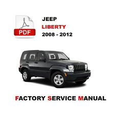 automotive pdf manual ebay stores rh ebay com Ford Escape vs Jeep Liberty Jeep Liberty CRD Turbo Diesel