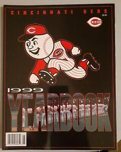 1999 Cincinnati Reds Yearbook