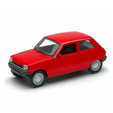 1975 Renault 5 Red Welly 1:33 Scale Toy Model Car 43740