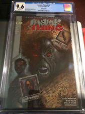 Swamp Thing #140 Platinum CGC 9.6 Highest on Census File! Rare book! Silver ink