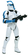 "Star Wars Legacy Collection  Clone Trooper Officer 3.75"" Action figure"
