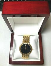 MOVADO Watch Esperanza Series Swiss 88 G1 1881 Gold Plated Stainless Steel