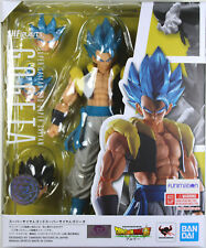Dragonball Z SH Figuarts ~ SUPER SAIYAN GOD SS GOGETA ACTION FIGURE ~ SSGSS