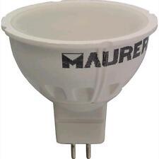 LAMPADA LED DICROICA GU5,3 12V 6W 430L MAURER Classe A Luce Calda 304 Lumen