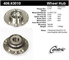 Premium Wheel Bearing & Hub Assembly fits 2013-2016 Dodge Dart  CENTRIC PARTS