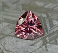 3.15 ct Red Pink Zircon Tanzania