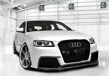 AUDI A3 8P BODYKIT BODY KIT  FRONT  REAR BUMPER SKIRTS AVAILABLE 3 AND 5 DOORS