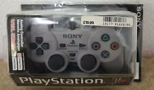 Boxed Sony Playstation 1 Analog Controller Made in Korea Near Mint