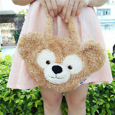 New Disney Duffy Bear Shoulder Bag/Handbag / Tote Bag Kid's Gift  M