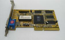 SIS 6326 AGP 8MB VGA Card - AGP Slot