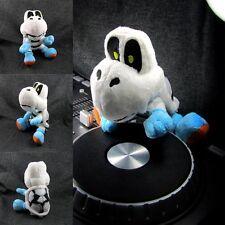 "6"" Dry Bone / Skeleton Koopa Troopa fm Super Mario Bros Stuffed Figure Plush Toy"