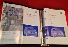 2007 VW VOLKSWAGON GTI OWNERS MANUAL SET FAST N FREE WILL WORK ALSO 4 2008 2009