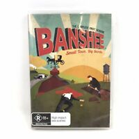 DVD - Banshee The Complete First Season - Good Condition Region 4 Rated R18+