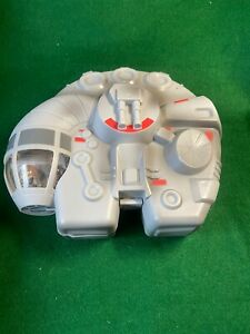Mighty Beanz Millennium Falcon with Beans