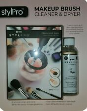 StylPro Makeup Brush Cleaner and Drier With Cleanser Liquid 5 fl oz.